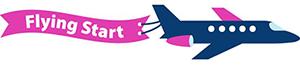 Flying Start Luton Logo